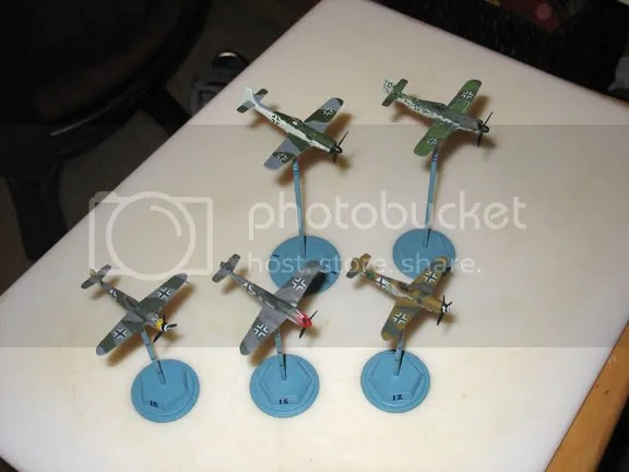 Japanese gasaphon collectible aircraft kits ready for combat
