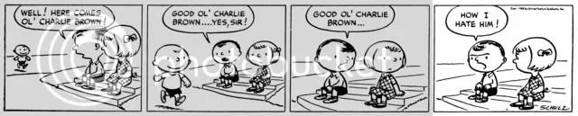 Charlie Brown 1950