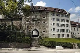 Karlstor Gate in St Gallen