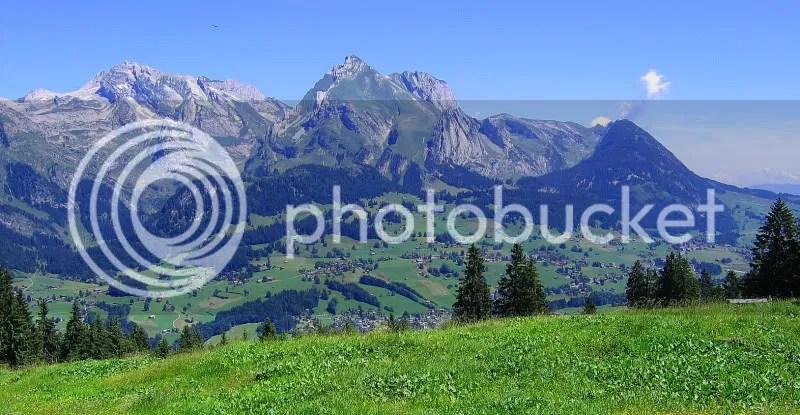 Untervasser Valley