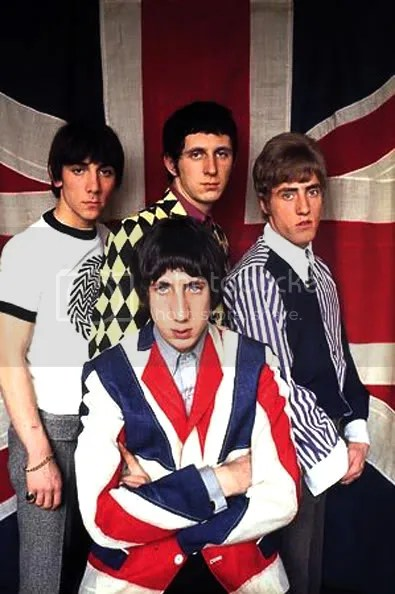 Image result for the who the clash