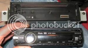 Sony Xplod Head Unit (wAux Input) $60  NAXJA Forums