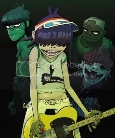 Gorillaz - Doncamatic (All Played Out) feat. Daley