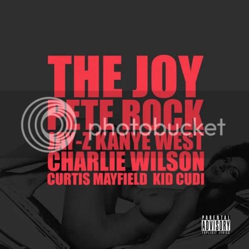Kanye West - The Joy feat. Pete Rock, Jay-Z, Charlie Wilson, Curtis Mayfield & Kid Cudi