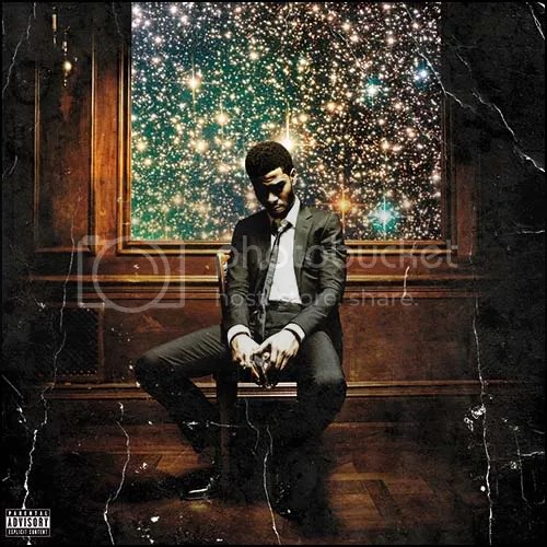 KiD CuDi - Man On The Moon 2