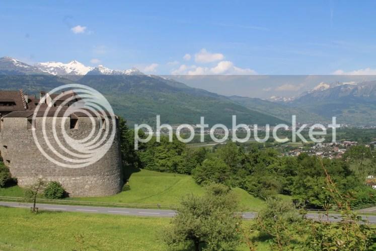 Slot Vaduz Liechtenstein