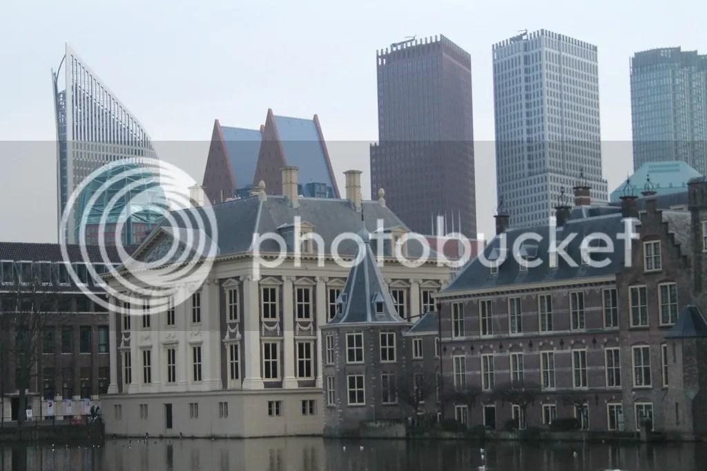 reisjaar 2018 - Torentje Den Haag Nederland