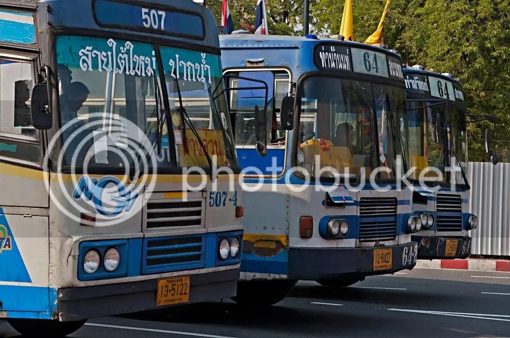 Bussen Thailand