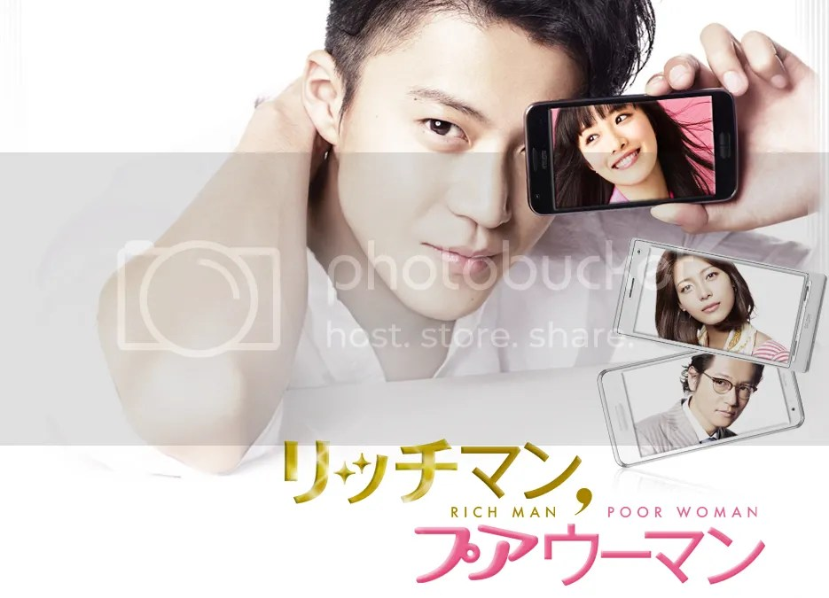 Shun Oguri 2012 Drama