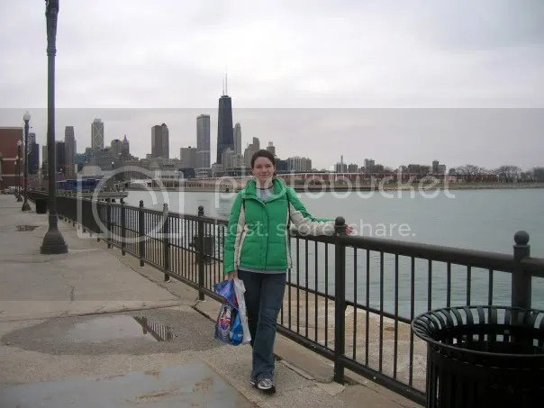Hannah in Chicago