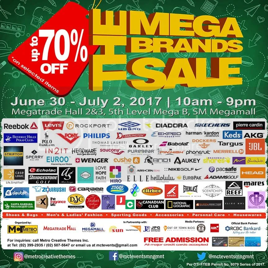 This marks another school year while marking the mid year with another well  anticipated sale event through the 19th Megabrands Mid -Year Markdown Sale. de3f61d41