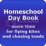 Homeschool Day Book Record Keeping