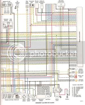 Svs headlight wiring  Suzuki SV650 Forum: SV650, SV1000
