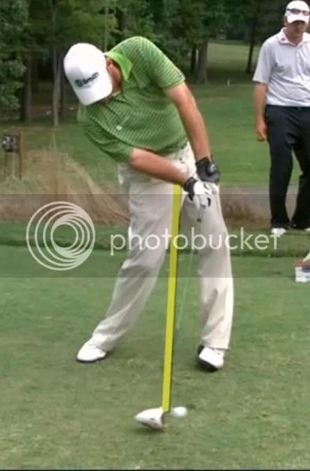 july   power fade golf blog