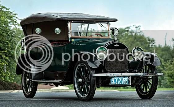 1918 Chevrolet D-Series V8 Touring