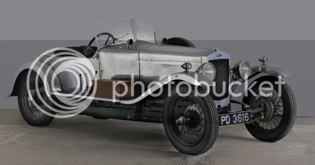 1924 Frazer Nash 1½-Litre Super Sports