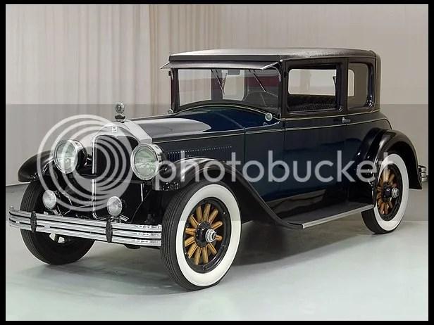 1928 Buick Master Six Opera Coupe