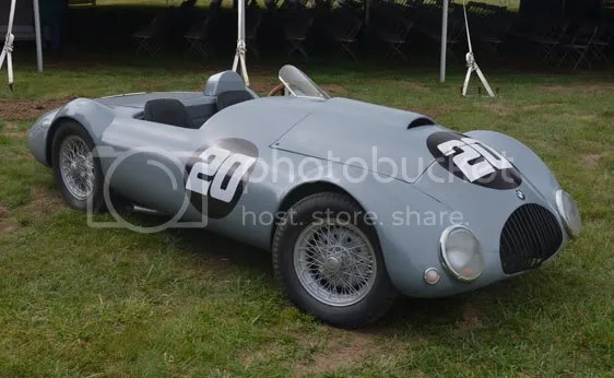 1952 BMW Wagner Special
