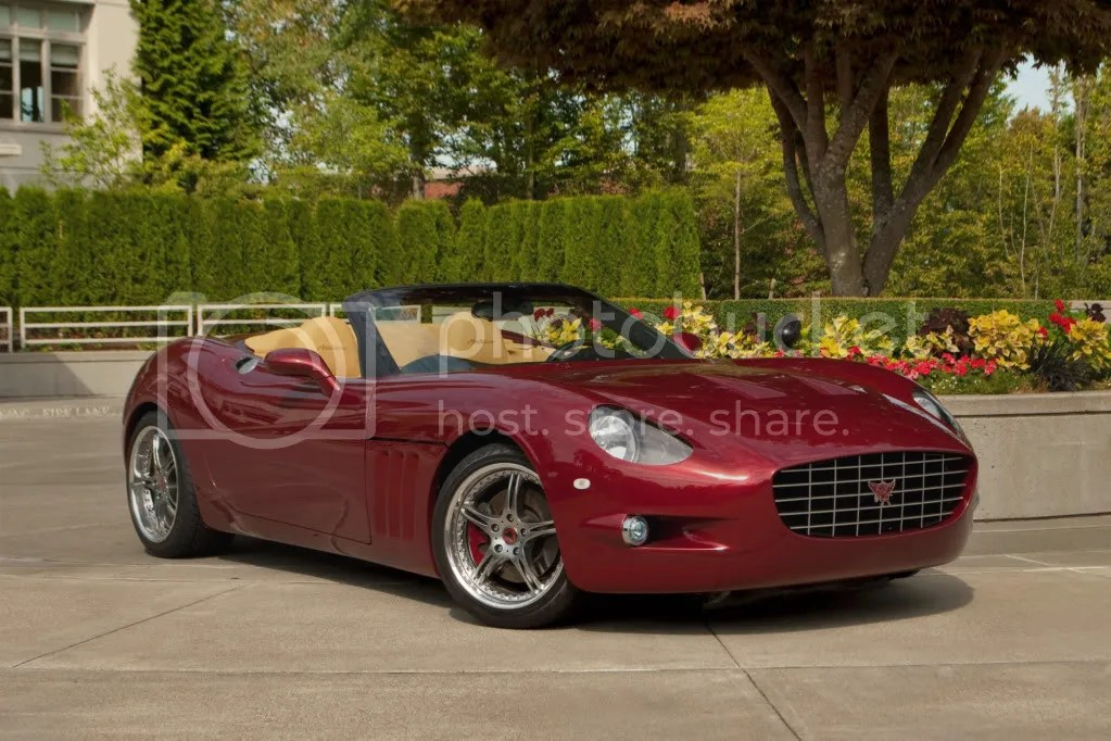 2005 Chevrolet Corvette Anteros Roadster