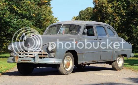 1954 Zim Limousine