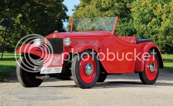 1931 DKW F1 Roadster