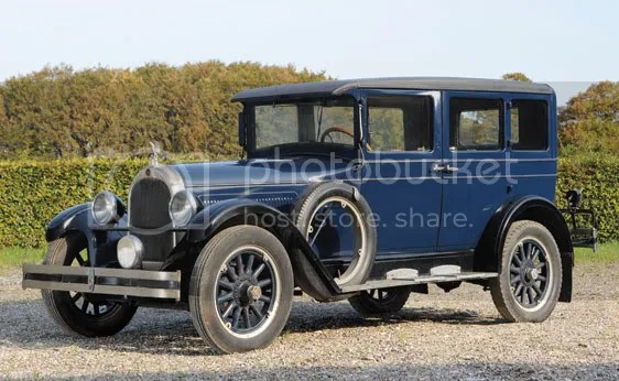 1927 Falcon-Knight Sedan
