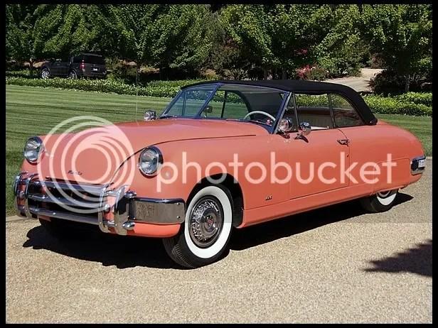 1953 Muntz Jet