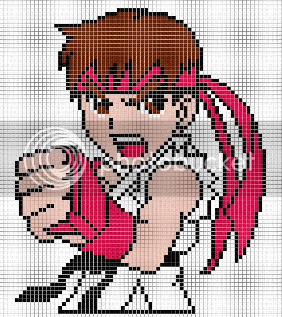 Huge Pixel Art Templates Rainbow Dash Minecraft Pixel Art