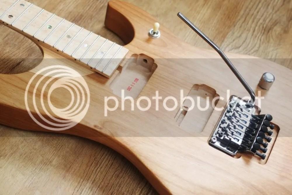 Nuno Bettencourt N4 custom build (6/6)