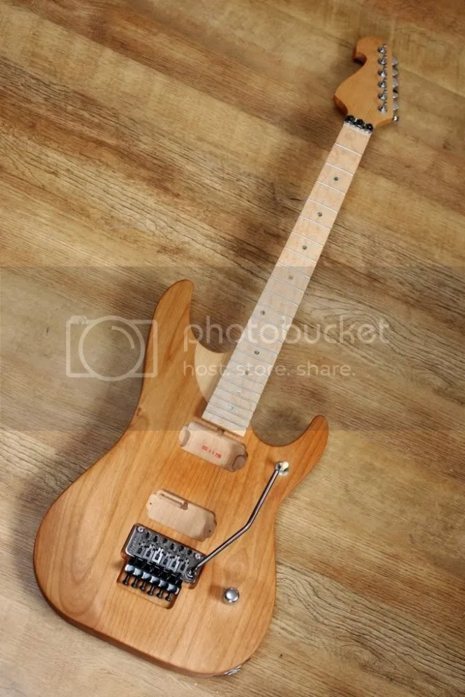 Nuno Bettencourt N4 custom build (5/6)