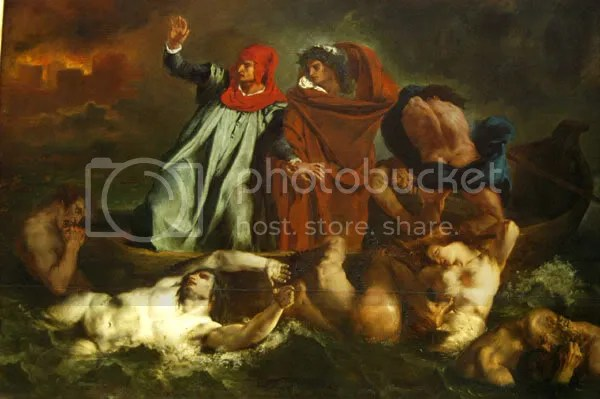 Dante and Virgil in Hell Pictures, Images and Photos