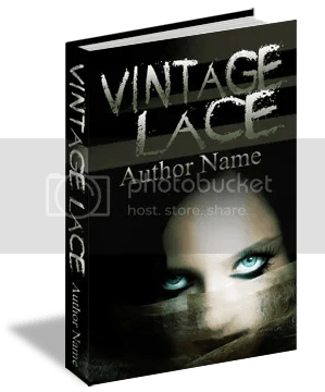 """""""Vintage Lace"""" Pre-made Cover - $45"""