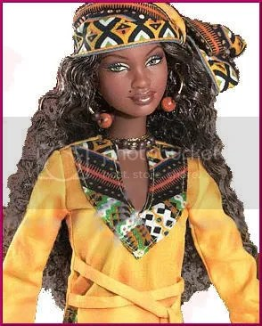 Kwanzaa Barbie Doll