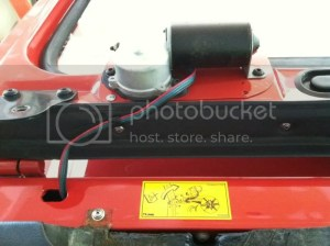 Routing of Wiper 4wire Cable?  JeepForum