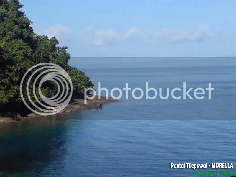 Pantai Tilepuwai