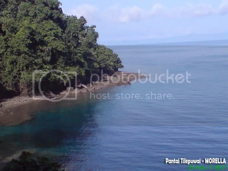 Pantai Telepuwai Morella