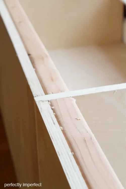 Built In Bookcase Plans With Bench Seat Woodworker Magazine
