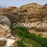 Фаранская лавра и верхний Вади Кельт