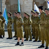 Присяга в израильской армии