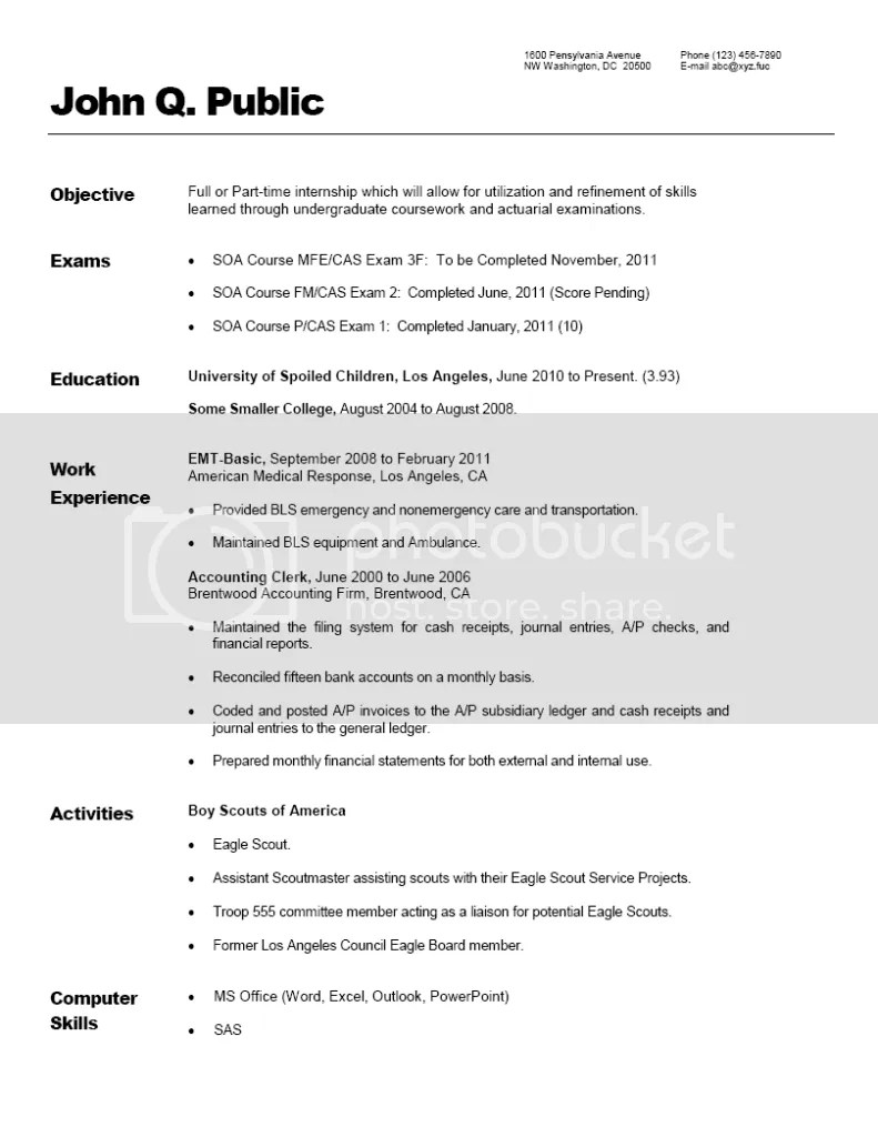 actuarial analyst resume sample template actuary resume actuary sample actuary resume - Sample Actuary Resume
