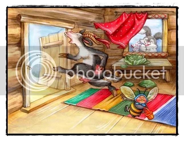 favola-capra-scuoiata-сказка-коза-луплена