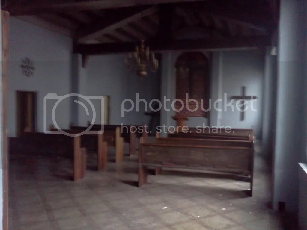 Scott Markus - Linda Vista Hospital Ghosts - chapel