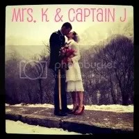 Mrs. K and Captain J