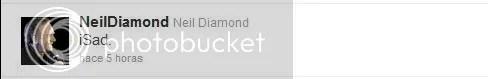 Neil Diamond iSad