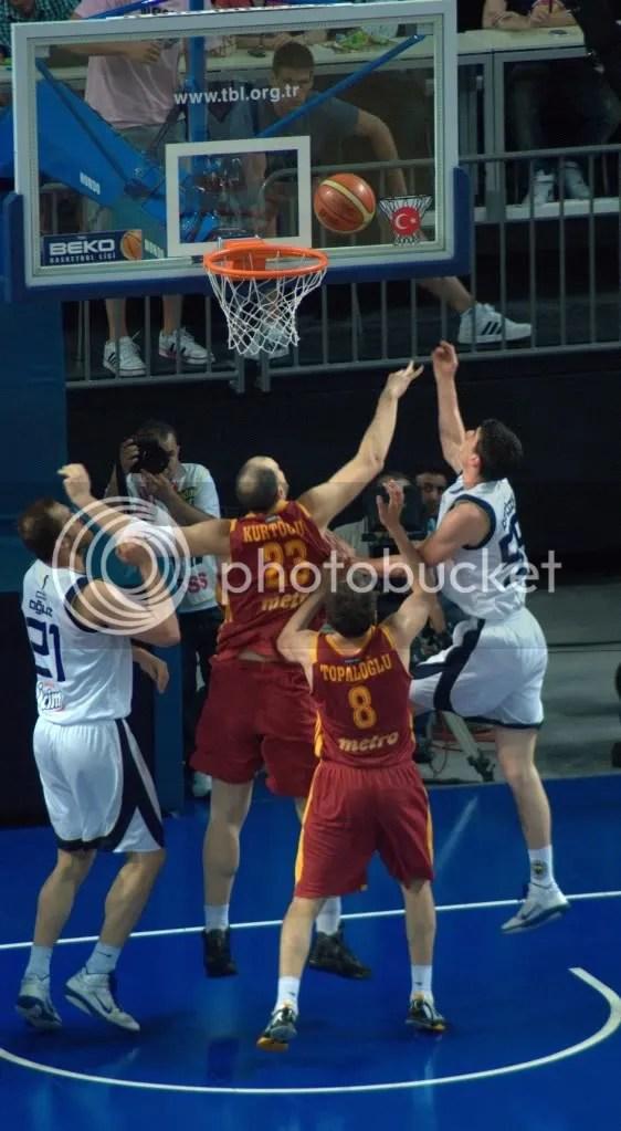 Fenerbahçe Ülker - Galatasaray Cafe Crown (2010-11 Beko Basket Ligi Finali 2.Maç)
