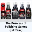 The Business of Polishing Games