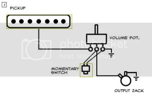 SPST Momentary Switch 12VAC On Off White Kill Switch for