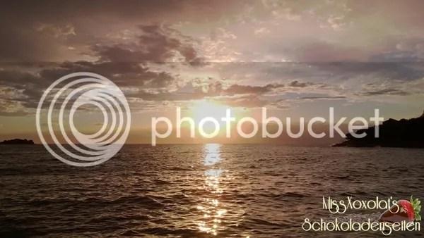 Sonnenuntergang Vrsar