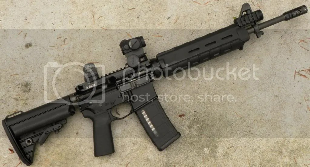 BCM Light Weight AR-15