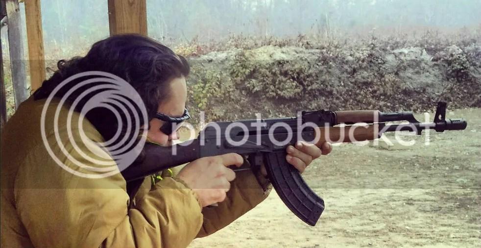 Snake Hound Machine Custom AK-47